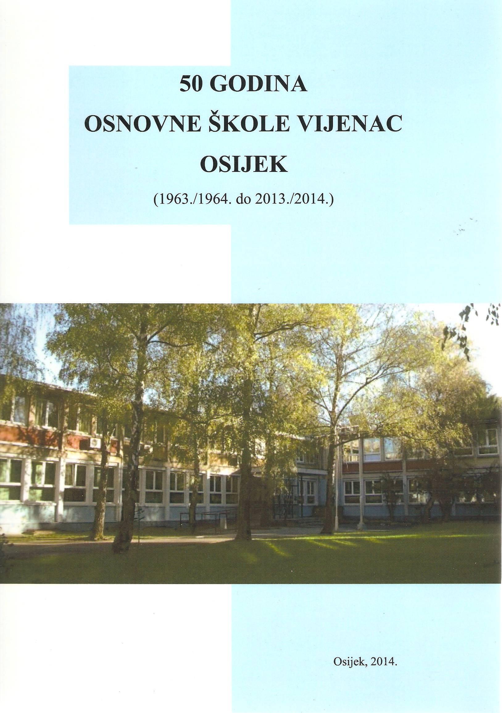Osnovna Skola Vijenac Naslovnica