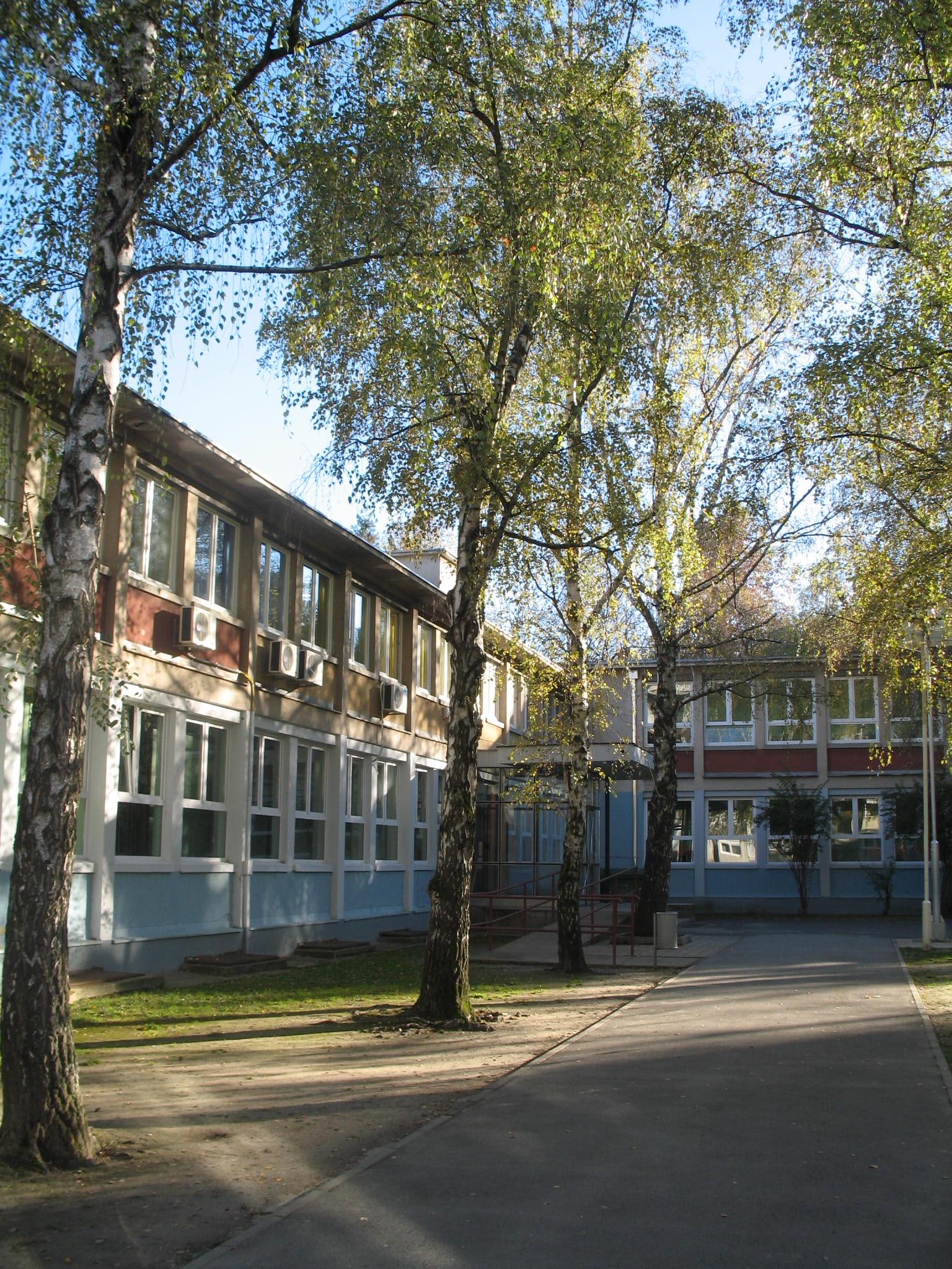 Osnovna Skola Vijenac Povijest